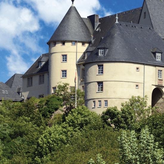 Buchinger Fasten Burg Ebernburg