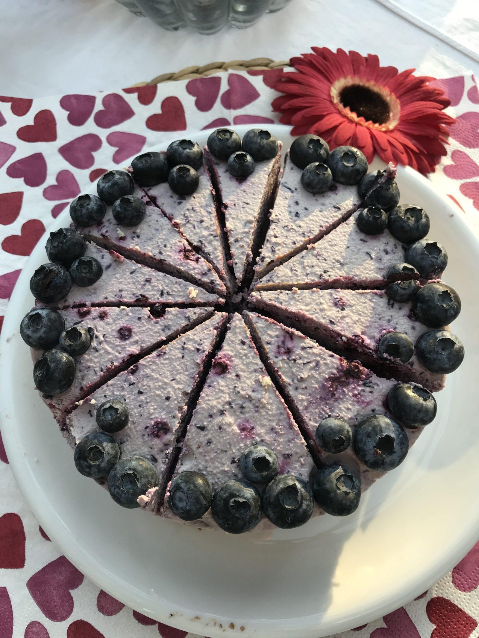 Rohkost Kuchen