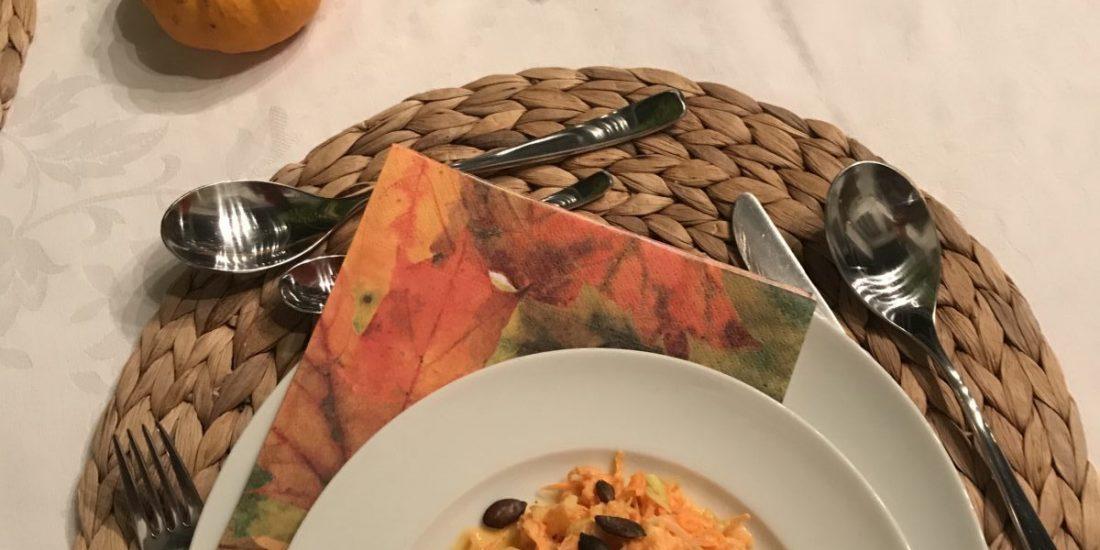 Herbstmenü