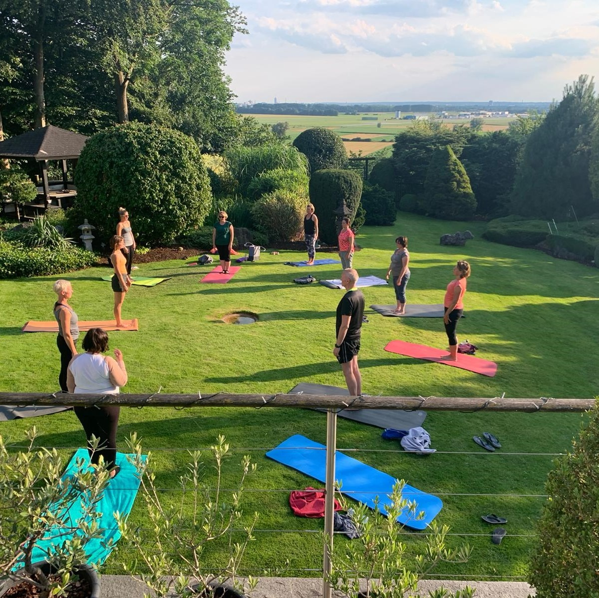 Yoga Affing